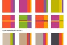 Spring and Summer Color Palettes