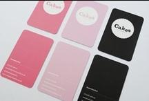 tarjetas / Tarjetas de visita, una buena imagen....