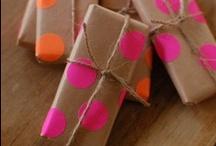 Packaging / Trucos para paquetería, pequeños trucos que haran de tu envoltorio sea especial