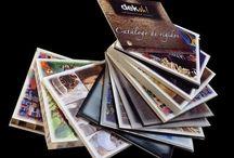 IMPRESION SOBRE MATERIALES RiGIDOS / Aqui os mostramos un breve resumen de algunos de los materiales que podemos imprimir, quedan fantásticos!!! Para cartelería, publicidad, comunicación... y por supuesto decoración!!!