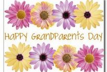 Grandparents Day / Grandparent's Day is September 8, 2013.