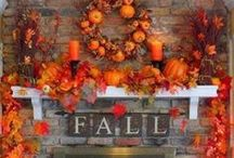 Fall is in the Air.