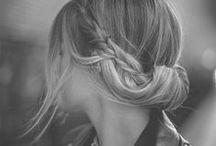 Bridal hair style / A selection of the best hair styles your wedding!  Follow us on wineweddingitaly.com