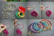 DIY Tutorials Sieraden - Jewelry / DIY tutorials