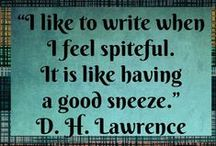 Write Like A Pro / Writing tips and articles which will help you write everything with a bit oomph and some extra love