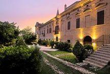Castello di Semivicoli / http://www.wineweddingitaly.com/en/castello-di-semivicoli/