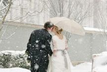 Magic Winter and Christmas Wedding / Make it magic with a winter wedding. Here some inspirations  Follow us on wineweddingitaly.com