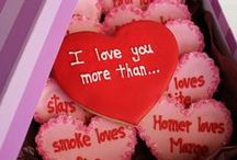 Be my Valentine?  / Valentine's thoughts, quotes and ideas :-)