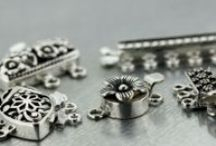 Sterling Silver Jewelry Components / Best Sterling Silver