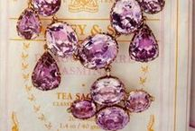 Radiant Orchid 2014 / Color inspiration for 2014 jewelry making