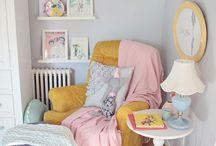 Kids bedroom/ nursery