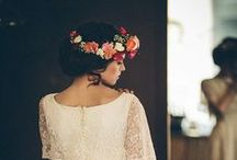 Flower crown / A selection of the best flower crowns for your wedding!  Follow us on wineweddingitaly.com