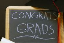 Graduation Time / Congratulations to the Class of 2014!