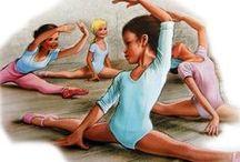 Mujercitas Bailando!!! / by Angeles Vera