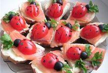 Gastronomie / Des Produits fermiers de nos Régions , des Box culinaires pour les enfants, des Gâteaux à confectionner, des Boissons naturelles, . .  tout pour bien s'alimenter