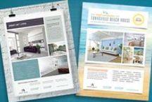 Real Estate Flyer Inspiration