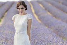 Lavender Inspiration / Oh we love lavender for wedding!  Follow us on www.wineweddingitaly.com