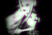 My MH dolls | MH babáim / Ezuttal Frankie Steinről készítettem néhány képet.