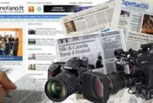 Ufficio Stampa / L'agenzia è specializzata nell'attività di ufficio stampa, attraverso la realizzazione e la diffusione alle redazioni giornalistiche di comunicati stampa: dalla politica agli eventi, dalla comunicazione aziendale dei prodotti alle attività delle associazioni. Inoltre, lo studio si occupa di: -Attività di copywriting,( -Correzioni di testi; -Aggiornamento della sezione news del vostro sito internet tramite e-mail o con accesso personalizzato al sito), Editoria elettronica e su carta.