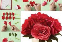 květiny,mašle