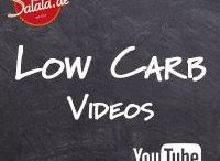 Low Carb Videos - salala.de / Unsere Low Carb Koch- und Backvideos auf YouTube. Hin und wieder gibt es auch Info-Videos zu Low Carb