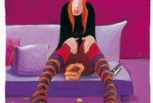 Déprime et Chocolats / Janvier