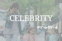 celebrity MOMS / Celebrity moms showing their baby bump or just being mamas. Caught on camera.  / by Ollie & Olina