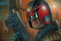 Judge Dredd / I AM THE LAW!