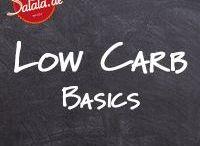 Low Carb Basics / Einfache Basic Rezepte die nicht nur Low Carbler essen, aber immer Low Carb sind ;)