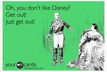 Disney Love / by Knicknackpig