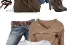 Kläder och vackra väskor