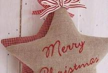 Christmas Fun / Christmas crafts and home-made ornament DIY ideas  / by Michelle Grindel Medsker