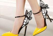 Heels Flats Boots...OH MY! / by Knicknackpig