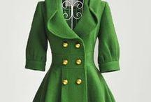 Jackets+Coats= Fab / by Knicknackpig