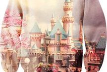 Disney Fashion / by Knicknackpig
