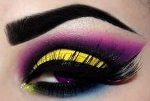 Make Up Junkie レ O √ 乇 ♥  / Nail Art, Beauty, Make up tutorials, Nail Art tutorials