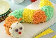Culinary ideas and decorations