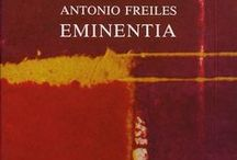 "Antonio Freiles / ANTONIO FREILES ""Pages"", 2014 ORATORIO di SAN MERCURIO, Palermo"