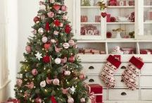 Christmas Tree Themes / Decorating the Christmas tree is a great tradition many families enjoy, but the tree itself doesn't need to be traditional. Get great themed Christmas tree ideas to brighten up your decor and suit your style.