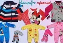 Detské oblečenie / Najdete tu krásne a kvalitné  oblečenie pre deti a oblečenie pre bábätká.