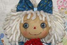 AAA Softies and dolls