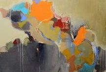 Summer Abstraction curated by Bridget Carron