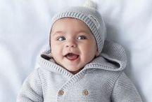 Oblečenie pre bábätká / Krásne kojenecké oblečenie.