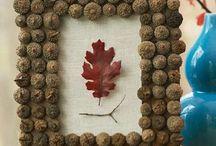 Fall Fun / Fun, Fall, Craft Ideas for Children (leaf, pinecone, acorn, pumpkin....) / by Michelle Grindel Medsker