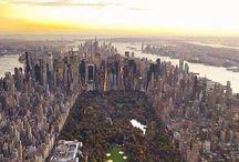 I ❤ NY / Mi favourite cities
