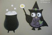SU owl punch Halloween