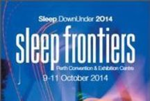 Sleep Down Under 2014 / Latest in sleep research from the Sleep Down Under 2014 conference held in Perth. The annual scientific meeting of the Australasian Sleep Association.