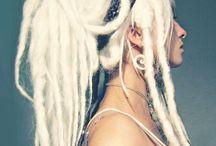 b*   Beauty Ⅱ. /  Hair  variation / まとめ髮 prity  cute❤︎  cool!  natulal Stylish