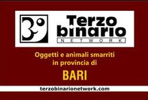 BARI / Oggetti e animali smarriti in provincia di Bari