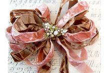 Pretty Pink Christmas / Pink Christmas / by Michelle Grindel Medsker